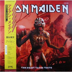 Iron Maiden ‎– The Beast Takes Tokyo - Double LP Vinyl PIcture Disc