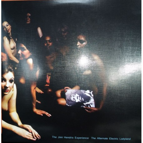The Jimi Hendrix Experience, The Alternate Electric Ladyland album double LP, Coloured