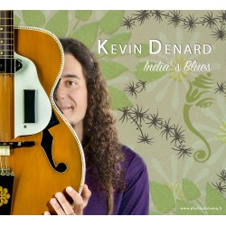 Kevin Denard - India's Blues - CD Album Digipack