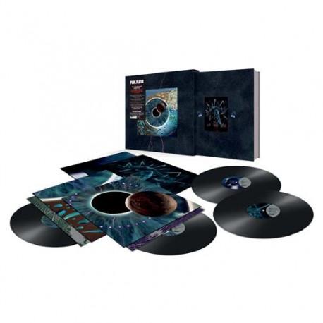 Pink Floyd  « P.U.L.S.E. » Pulse Remaster 2018 - Box Collector  Vinyl 4 LP