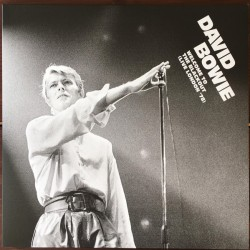David Bowie – Welcome To The Blackout - Live London '78 - Disquaire Day 2018