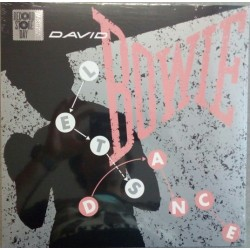 David Bowie ‎– Let's Dance Demo - Maxi Vinyl 12 inches - Disquaire Day 2018