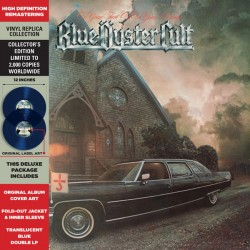 Blue Öyster Cult – On Your Feet Or On Your Knees - Double LP Vinyl Album Coloured Disquaire Day 2018