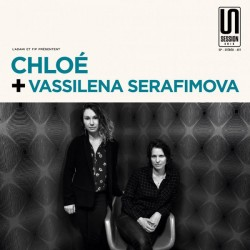 Chloé + Vassilena Serafimova – Balani - Dvé Hubavi Otchi - RSD 2018 - Coloured 10 inches