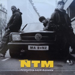 Suprême NTM, Lord Kossity – Ma Benz - Maxi Vinyl 12 inches - Disquaire Day 2018