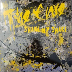 The Cure ‎– Shake NY Shake - LP Vinyl Album