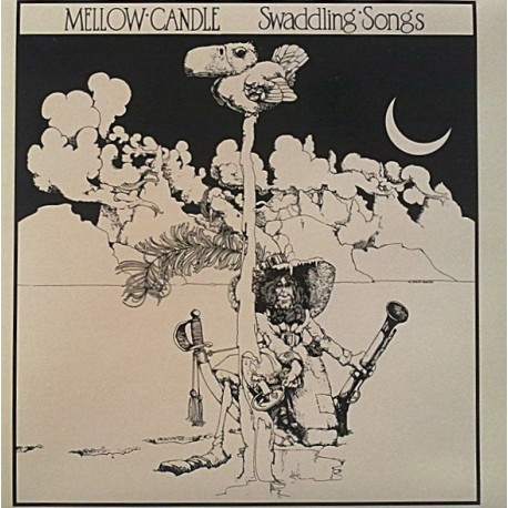 Mellow Candle ‎– Swaddling Songs - LP Vinyl Album - Gatefold Limited