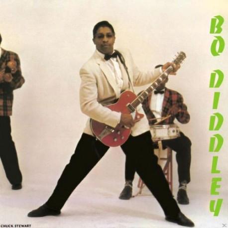 Bo Diddley – Bo Diddley - LP Vinyl Album
