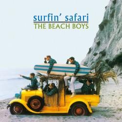 The Beach Boys – Surfin' Safari - LP Vinyl Album