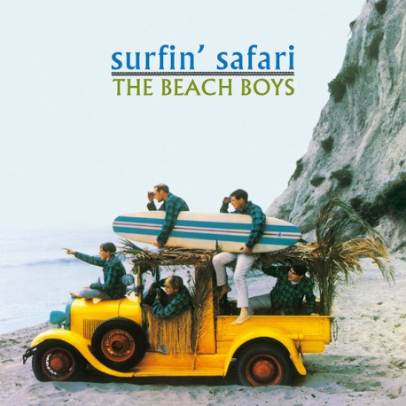 The Beach Boys ‎– Surfin' Safari - LP Vinyl Album