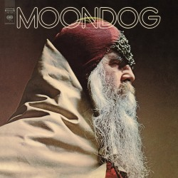 Moondog ‎– Moondog - LP Vinyl Album + Download Code MP3