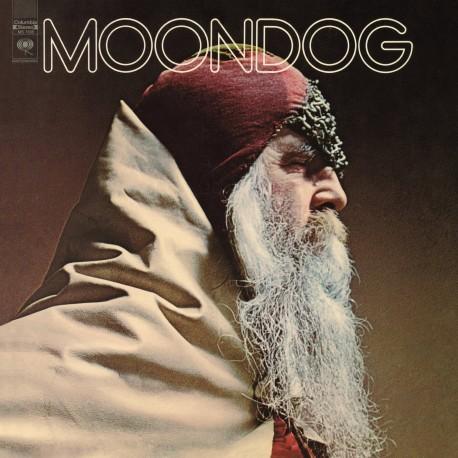 Moondog – Moondog - LP Vinyl Album + Download Code MP3