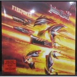 Judas Priest – Firepower - Double LP Vinyl Album Coloured Red