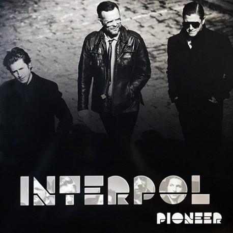 Interpol - Pioneer - Live Tour 2008 - Lp Vinyl Album