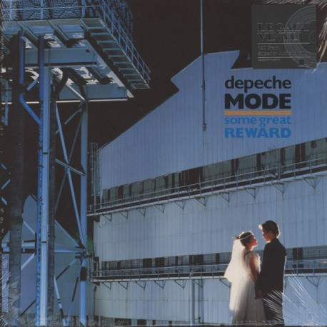 Depeche Mode – Some Great Reward - LP Vinyl Album