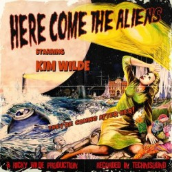Kim Wilde ‎– Here Come The Aliens - LP Vinyl Album - Coloured Edition