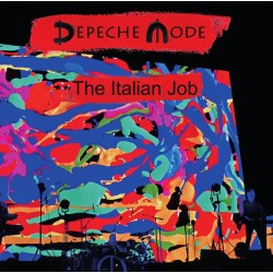 Depeche Mode ‎– The Italian Job - Triple LP Vinyl Album Coloured