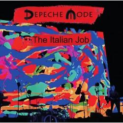 Depeche Mode – The Italian Job - Triple LP Vinyl Album Coloured