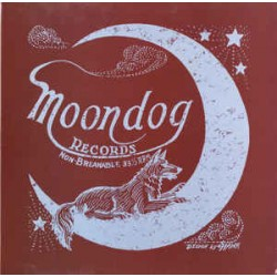 Moondog ‎– Snaketime Series - LP Vinyl Album + Free MP3