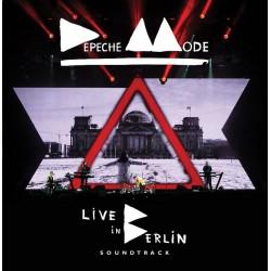 Depeche Mode – Live In Berlin – Soundtrack - Double LP Vinyl Album - Coloured