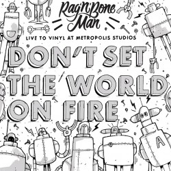 Rag'n'Bone Man – Live To Vinyl At Metropolis Studios - Maxi Vinyl 12 inches