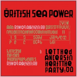 British Sea Power – Let The Dancers Inherit The Party - Double LP Vinyl Album Deluxe