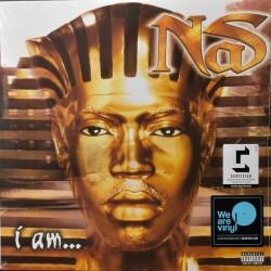 Nas – I Am... - Double LP Vinyl Album + MP3 includes