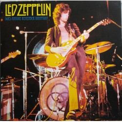 Led Zeppelin ‎– Does Anyone Remember Hampton? - LP Vinyl Album Coloured