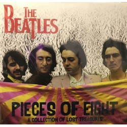 The Beatles ‎– Pieces Of Eight - LP Vinyl Album Coloured