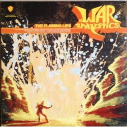 The Flaming Lips ‎– At War With The Mystics - Double LP Vinyl Album Coloured