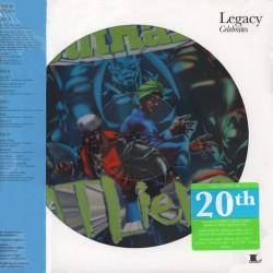 OutKast – ATLiens - Double LP Vinyl Album Picture Disc