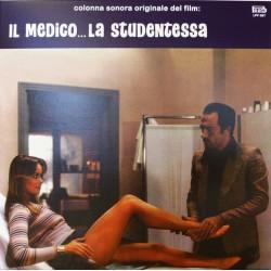 Roberto Pregadio – Il Medico...La Studentessa - LP Vinyl Album