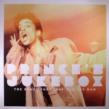 Prince's Jukebox - The Songs That Inspired The Man - Double LP Vinyl Album