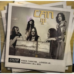 Can ‎– Paris Theatre London UK February 19th 1973 - Double LP Vinyl Album