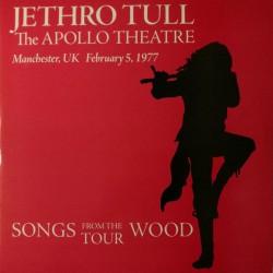 Jethro Tull – The Apollo Theatre Manchester UK February 5, 1977 - Double LP Vinyl Album