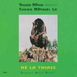 Youssou NDour présente Cheikh Lô – Né La Thiass - LP Vinyl Album