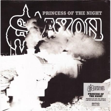 Saxon – Princess Of The Night - 7 inches Vinyl Disquaire Day