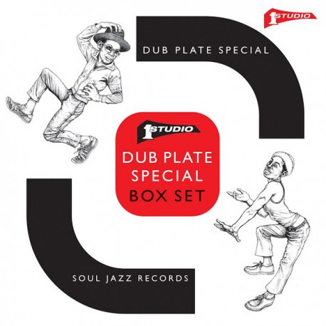Studio One Records Dub Plate Special Box Set Vinyl 7 inches Record Store Day