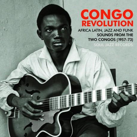 Congo Revolution Boxset 7 inches vinyl Disquaire Day 2018
