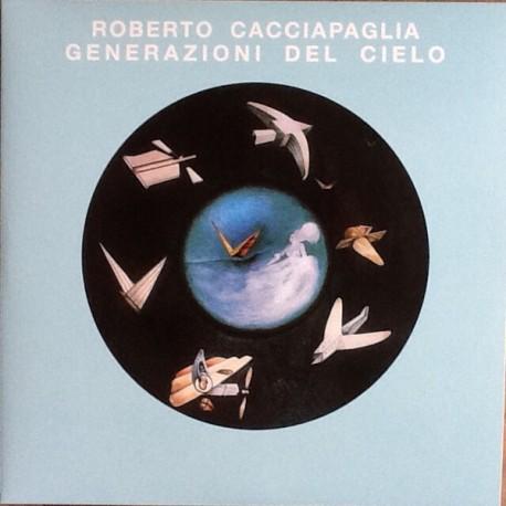 Roberto Cacciapaglia – Generazioni Del Cielo - Double LP Vinyl + CD