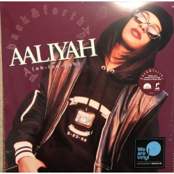 Aaliyah ‎– Back & Forth - Maxi Vinyl 12 inches Disquaire Day Coloured