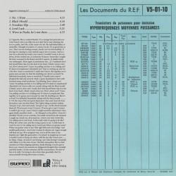 Ulrika Spacek – Suggestive Listening E.P. - Vinyl 12 inches Coloured Blue RSD 2018