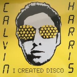 Calvin Harris – I Created Disco - Double LP Vinyl Album