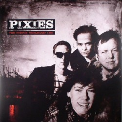 Pixies ‎– The Boston Broadcast 1987 - LP Vinyl Album Coloured Clear