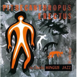 The Charlie Mingus Jazz Workshop ‎– Pithecanthropus Erectus - LP Vinyl Album