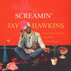 Screamin' Jay Hawkins ‎– At Home With Screamin' - LP Vinyl Album