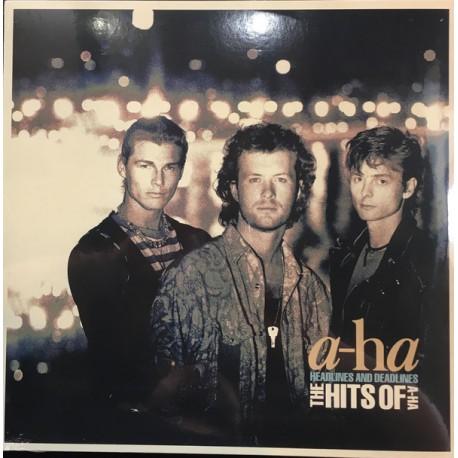 a-ha – Headlines And Deadlines - The Hits Of A-Ha - LP Vinyl Album