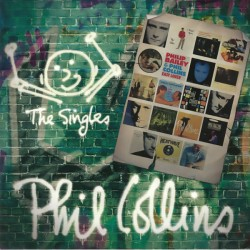 Phil Collins ‎– The Singles - Double LP Vinyl Album