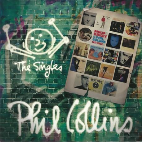 Phil Collins – The Singles - Double LP Vinyl Album
