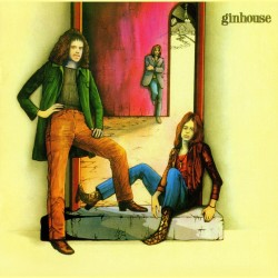 Ginhouse ‎– Ginhouse - LP Vinyl Album Gatefold
